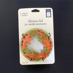 Yankee Candle Autumn Glory Jar Candle Lid